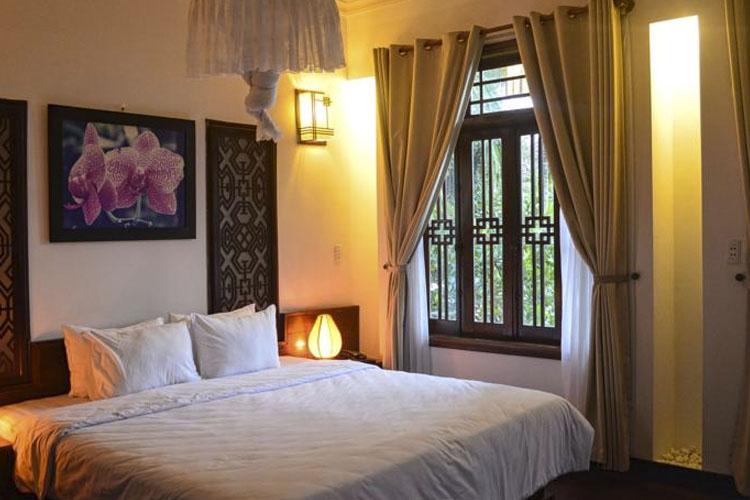 Double Room - The Orchid Garden Villas - Hoi An