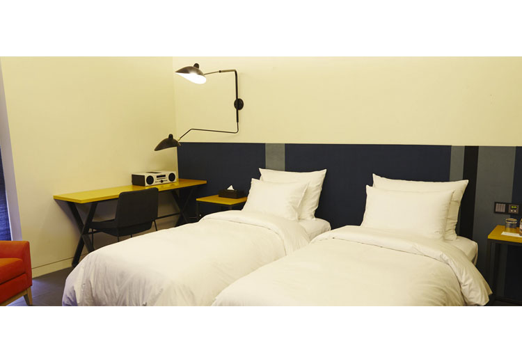 Deluxe Double Room - Boutique Hotel Lacky - Daejeon