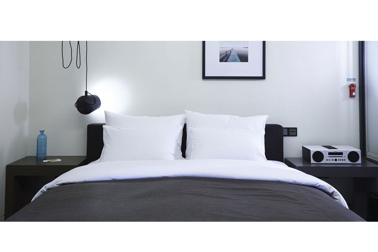 Superior Double Room - Boutique Hotel Lacky - Daejeon