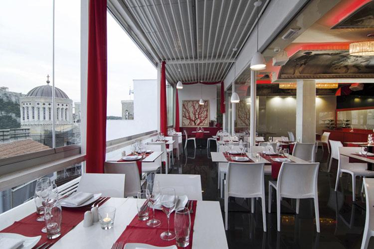 Restaurant - Athens Status Suites - Athens