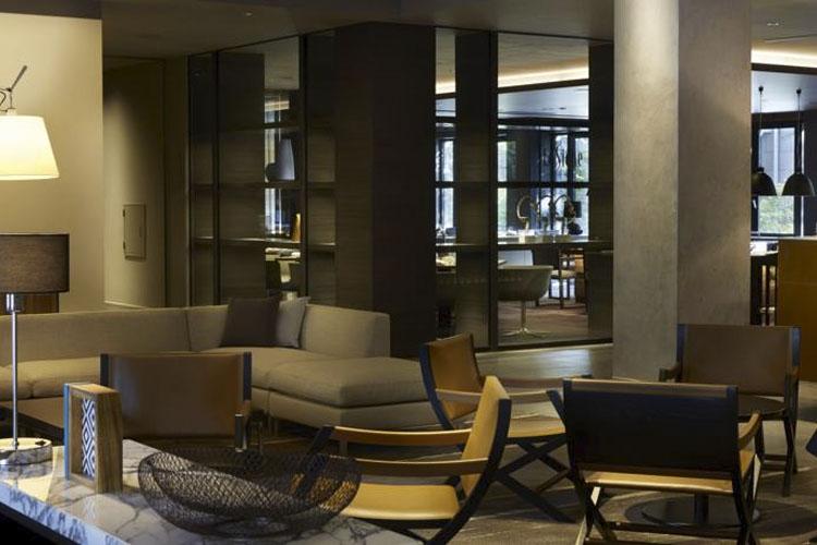 Lounge - Kyu Karuizawa Hotel - Nagano