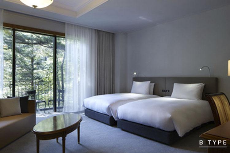 Deluxe Twin - Kyu Karuizawa Hotel - Nagano