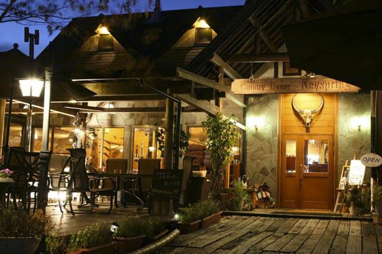 Exterior Dining Room - Hotel Keyforest Hokuto - Yamanashi