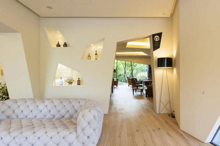 Lounge - Hotel Keyforest Hokuto - Yamanashi