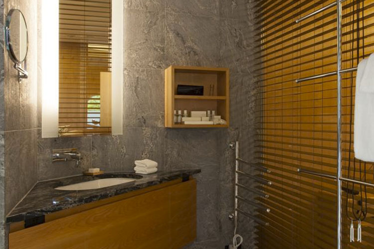 Bathroom - Hotel Keyforest Hokuto - Yamanashi