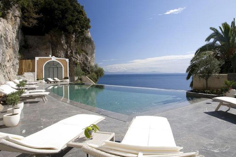 Pool - Grand Hotel Convento di Amalfi - Costa Amalfitana