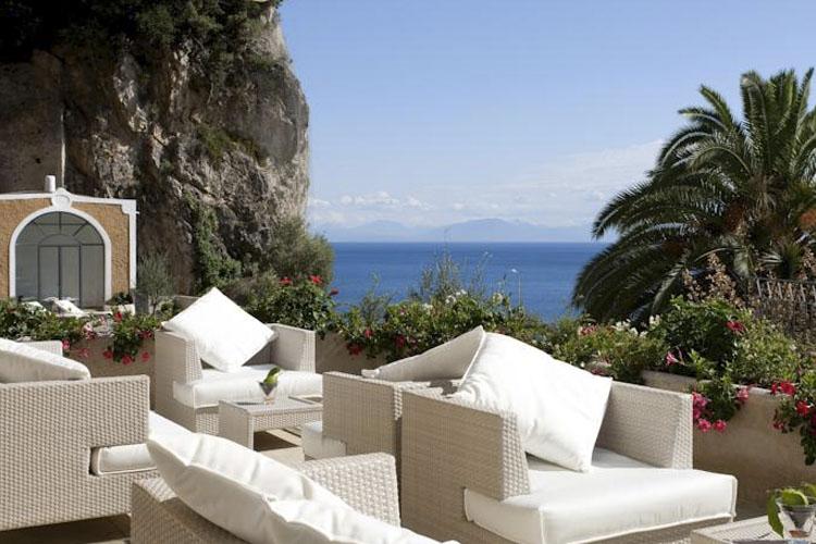 Exterior Common Area - Grand Hotel Convento di Amalfi - Amalfiküste