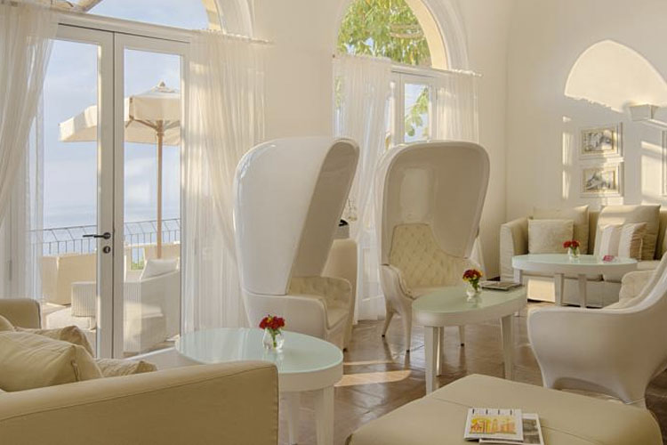 Common Area - Grand Hotel Convento di Amalfi - Costa Amalfitana