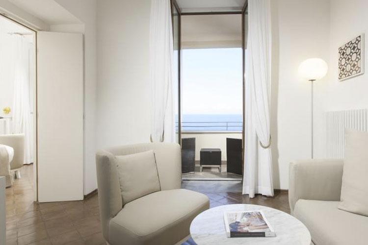 Suite - Grand Hotel Convento di Amalfi - Costa Amalfitana