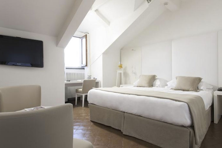 Premium Room with View - Grand Hotel Convento di Amalfi - Costa Amalfitana