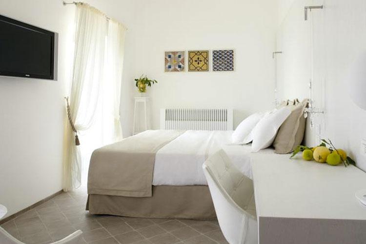 Double Room - Grand Hotel Convento di Amalfi - Costa Amalfitana