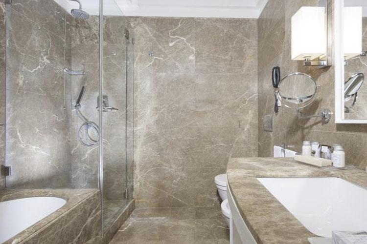 Bathroom - Grand Hotel Convento di Amalfi - Costa Amalfitana