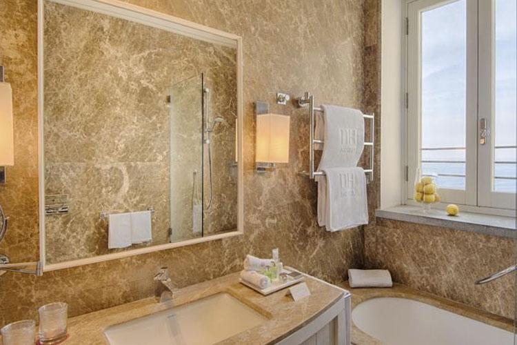 Bathroom - Grand Hotel Convento di Amalfi - Amalfiküste