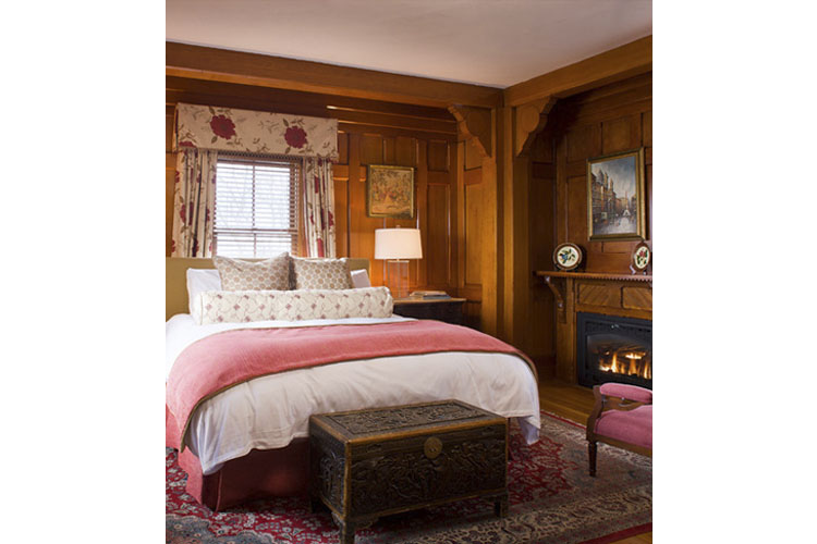 Rose Room - Castle Hill Inn - Newport