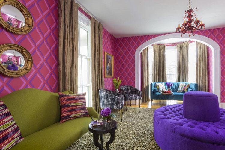 Common Area - Gilded Hotel - Newport