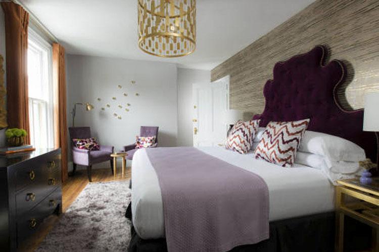 King Deluxe Room - Gilded Hotel - Newport