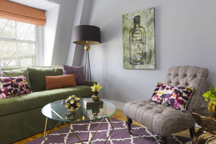 Queen Suite - Gilded Hotel - Newport
