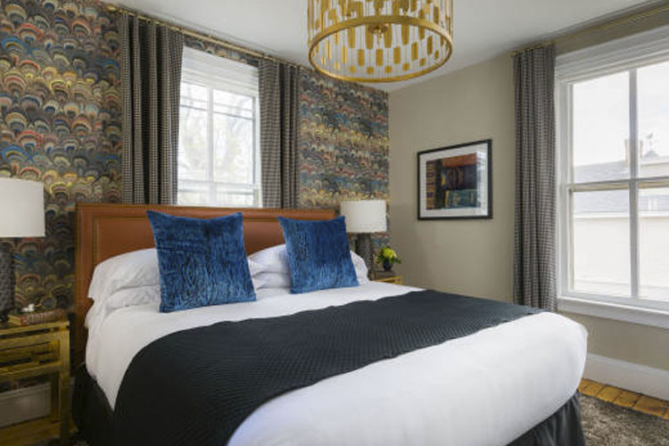 King Room - Gilded Hotel - Newport