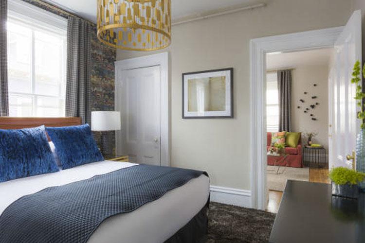 Gilded Suite - Gilded Hotel - Newport