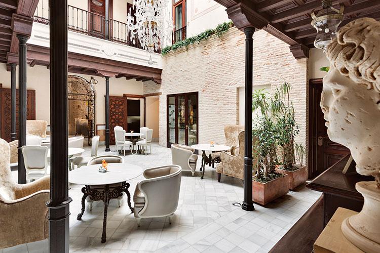 Hotel Casa 1800 Sevilla A Boutique Hotel In Seville Page