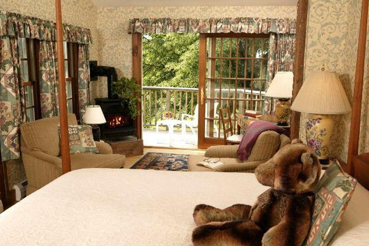 Double Room - Windham Hill Inn - West Townshend