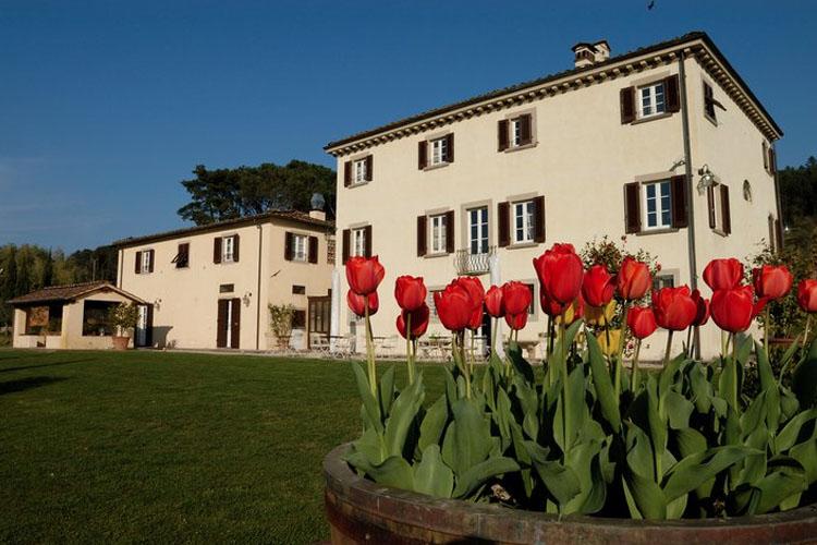 Facade - Albergo Villa Marta - San Lorenzo a Vaccoli