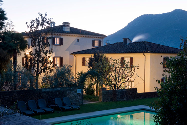 Pool - Albergo Villa Marta - San Lorenzo a Vaccoli