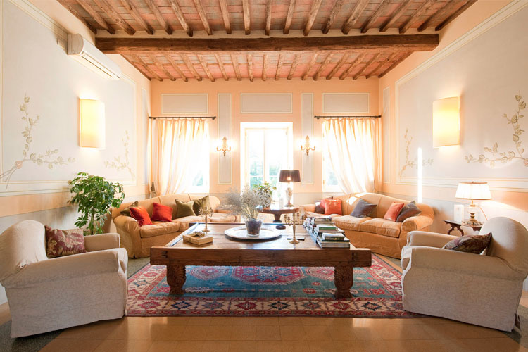Lounge - Albergo Villa Marta - San Lorenzo a Vaccoli
