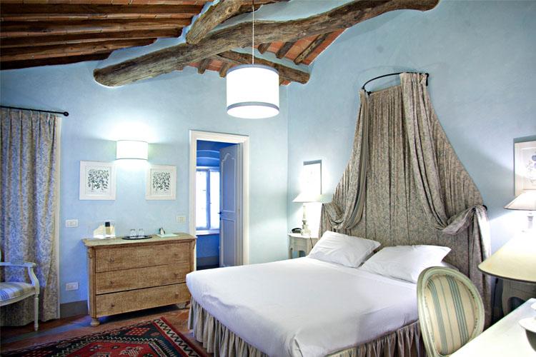 Classic Double Room with Views - Albergo Villa Marta - San Lorenzo a Vaccoli