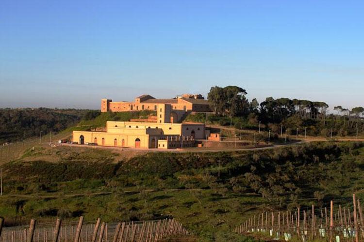 Feudi del pisciotto wine relais a boutique hotel in sicily for Design hotel sicily