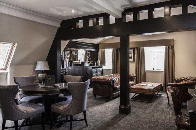 Lobby - Vermont Aparthotel - Newcastle upon Tyne