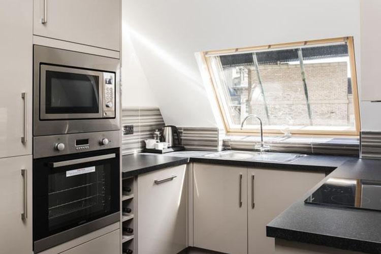 Kitchen - Vermont Aparthotel - Newcastle upon Tyne