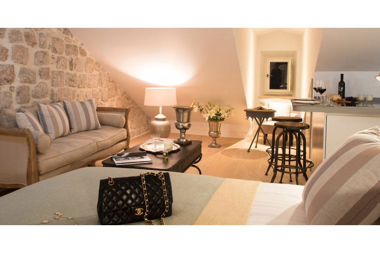 Deluxe Queen Suite - St. Joseph's - Dubrovnik