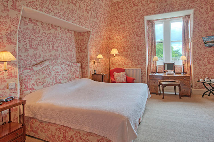 Tillmouth park country house hotel ein boutiquehotel in for Small country hotels