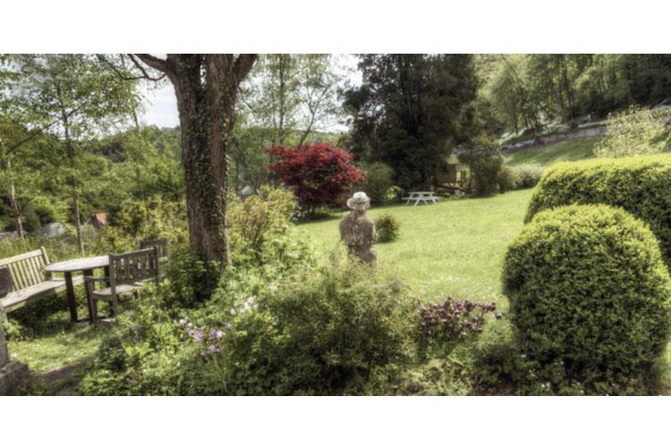 Garden - B&B Aux Quatre Bonniers - Olne
