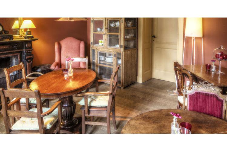 Breakfast Room - B&B Aux Quatre Bonniers - Olne