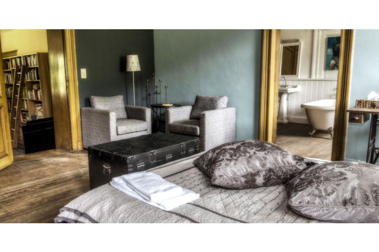 Room Georges Simenon - B&B Aux Quatre Bonniers - Olne