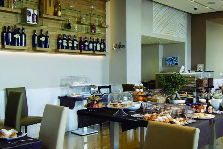 Dining Room - Partenope Relais - Neapel
