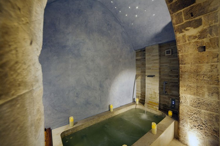 Wellness - Algilà Ortigia Charme Hotel - Syrakus
