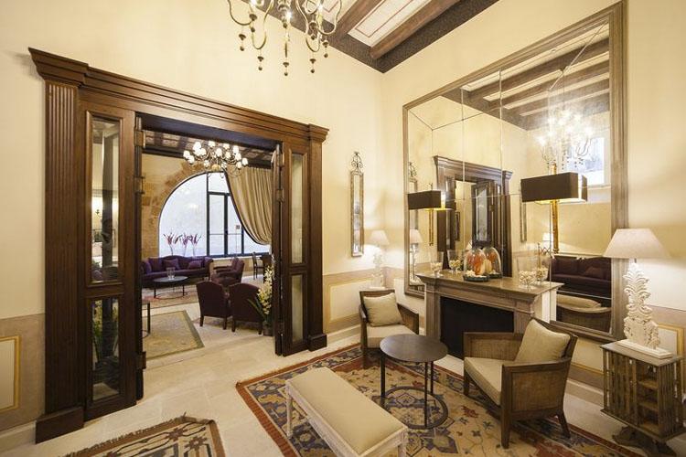 Lounge - Algilà Ortigia Charme Hotel - Syrakus