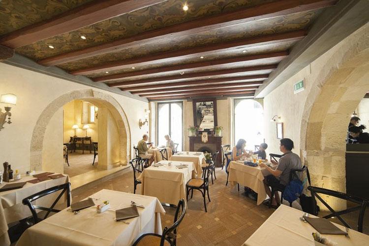 Restaurant - Algilà Ortigia Charme Hotel - Syrakus