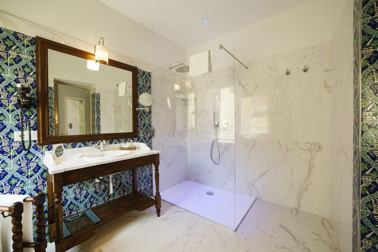 Bathroom - Algilà Ortigia Charme Hotel - Syrakus