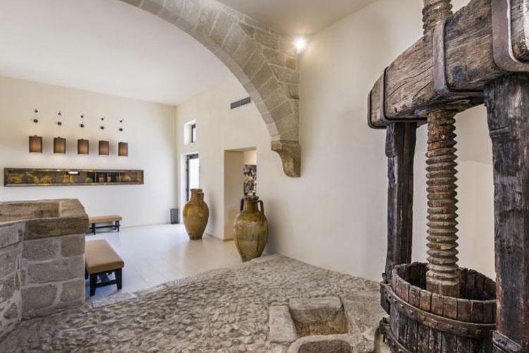Interior - Baglio Sorìa Resort & Wine Experience - Trapani