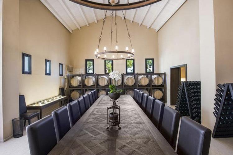 Cellar - Baglio Sorìa Resort & Wine Experience - Trapani