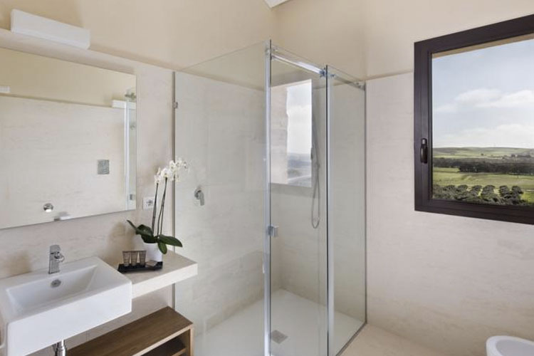 Bathroom - Baglio Sorìa Resort & Wine Experience - Trapani