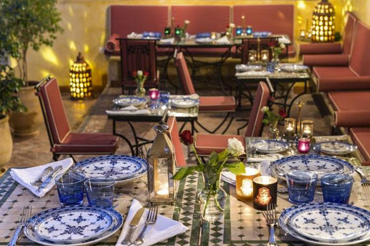 Dining Room - Algilà Fes - Fez