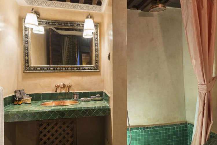 Bathroom - Algilà Fes - Fez