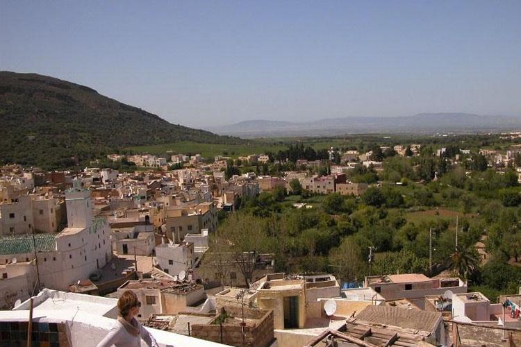 Views - Dar Kamalchaoui - Fès