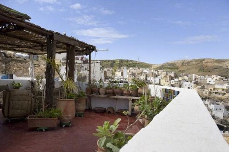 Terrace - Dar Kamalchaoui - Fès