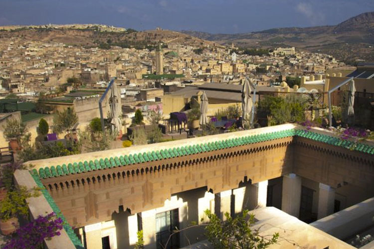 Views - Karawan Riad - Fes